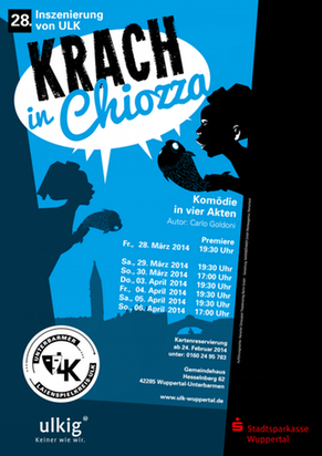 Krach in Chiozza