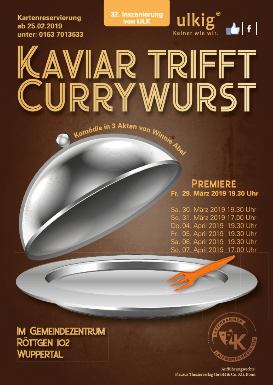 Kaviar trifft Currywurst, 2019